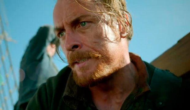 Black Sails 1x08 VIII Promo