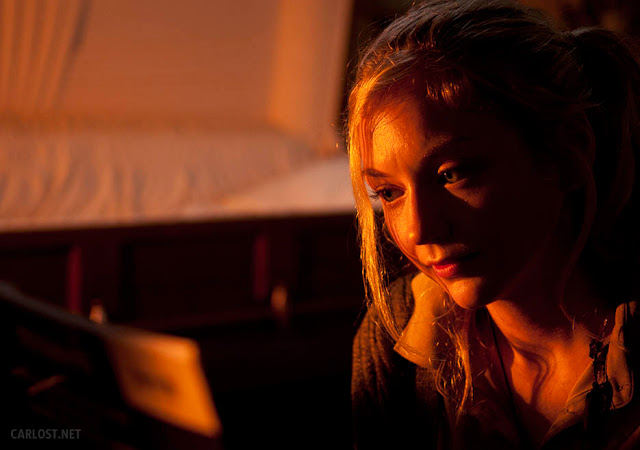 Beth Greene (Emily Kinney) en The Walking Dead 4x13 Alone