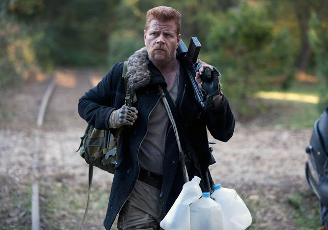 Abraham Ford (Michael Cudlitz) en The Walking Dead 4x15 Us