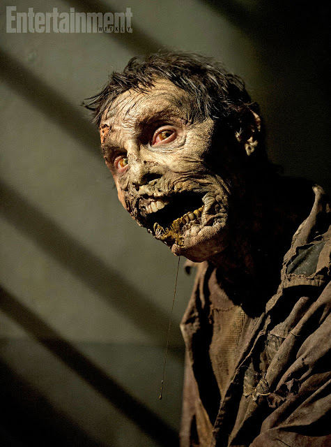 Un caminante en The Walking Dead 4x15 Us