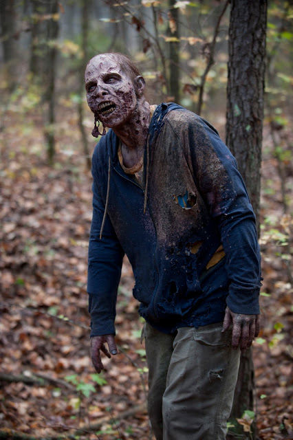 Walkers en The Walking Dead S04E15 Us