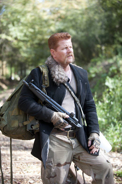 Abraham Ford (Michael Cudlitz) en The Walking Dead Temporada 4 Capitulo 15 Us