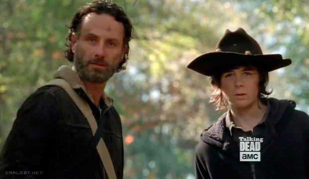The Walking Dead 5x16 Sneak Peeks