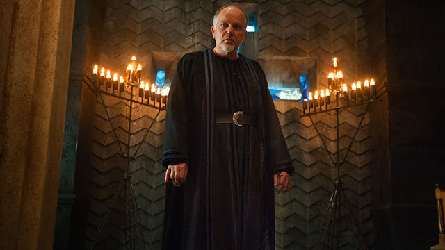 Rey Ferrante (Matthew Marsh) en Da Vinci's Demons 2x05 The Sun and the Moon