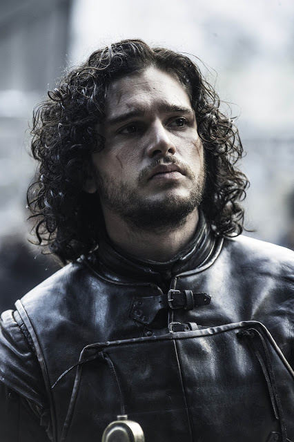 Jon Snow (Kit Harington) en Game of Thrones 4x04 Oarthkeeper