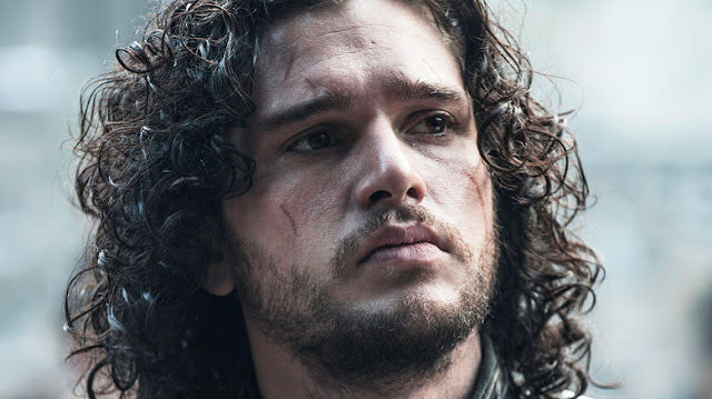 Jon Snow en la cuarta temporada de Game of Thrones