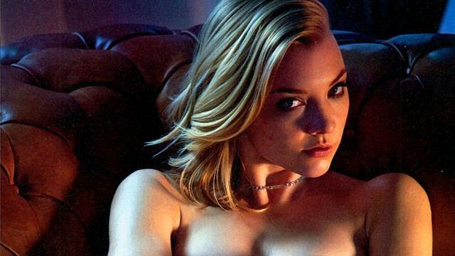 Natalie Dormer - GQ Topless Photoshoot
