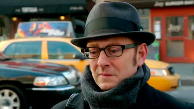 Harold Finch (Michael Emerson) en Person of Interest 3x20 Death Benefit