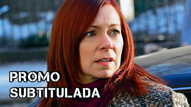 Grace Hendricks (Carrie Preston) en Person of Interest 3x21 Beta