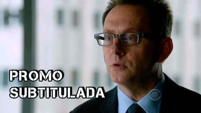 Harold Finch (Michael Emerson) en Person of Interest 3x22 (Promo)