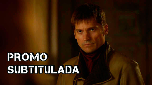 Jaime Lannister (Nikolaj Coster-Waldau) en Game of Thrones 4x04 Oathkeeper