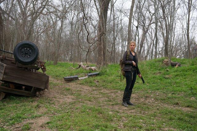 Rachel Matheson (Elizabeth Mitchell) en Revolution 2x19 Shit Happens