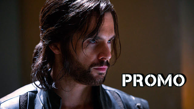 Leonardo Da Vinci (Tom Riley) en Da Vinci's Demons 2x09 The Enemies of Man