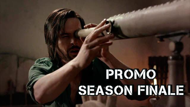 Da Vinci's Demons 2x10 Promo Season Finale