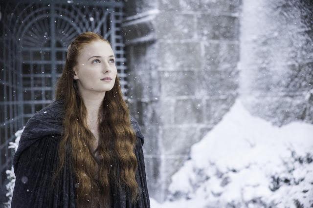 Sansa Stark (Sophie Turner) en Juego de Tronos S04E07 Mockingbird
