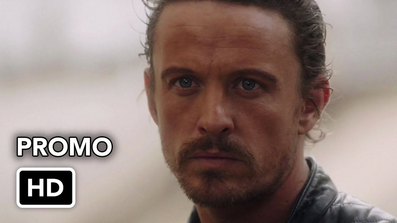 Bass Monroe (David Lyons) en Revolution 2x21 Memorial Day