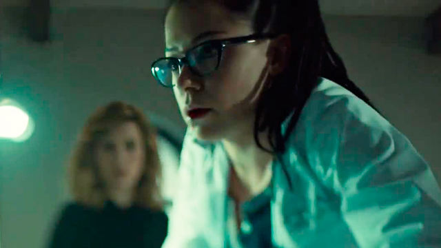 Cosima y Delphine en Orphan Black 2x08 Variable And Full Of Perturbation