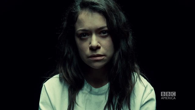 Sarah Manning (Tatiana Maslany) en Orphan Black 2x10 Season Finale