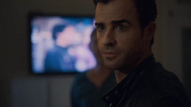 Justin Theroux como Kevin Garvay en The Leftovers 1x02 Penguin One, Us Zero
