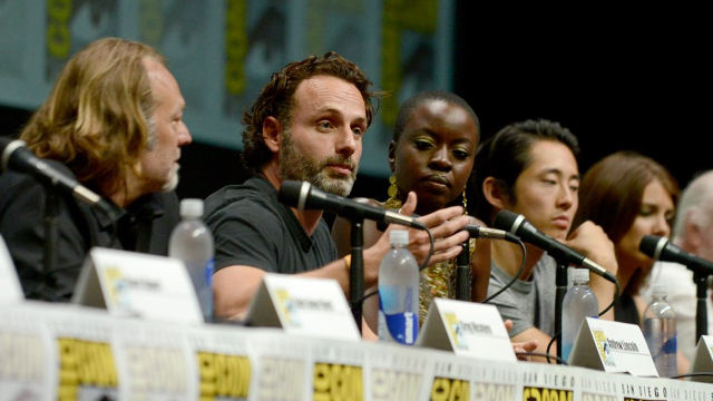 The Walking Dead en la Comic-Con 2014