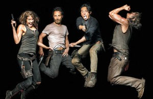 The Walking Dead - EW Photoshoot
