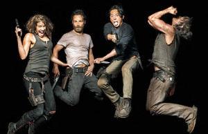 The Walking Dead - EW Photoshoot