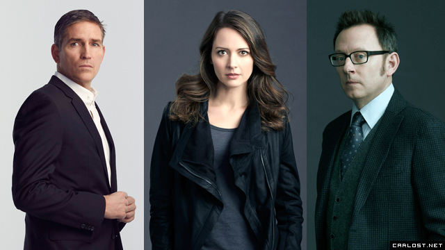 Person of Interest Season 4 Photoshoot