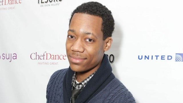 Tyler James Williams en The Walking Dead Temporada 5