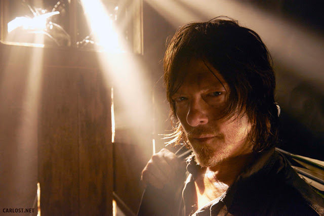 Daryl Dixon (Norman Reedus) - The Walking Dead 5