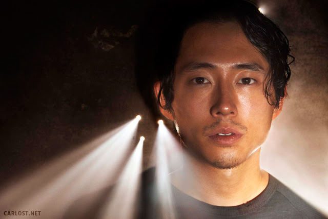 Glenn Rhee (Steven Yeun) - The Walking Dead 5