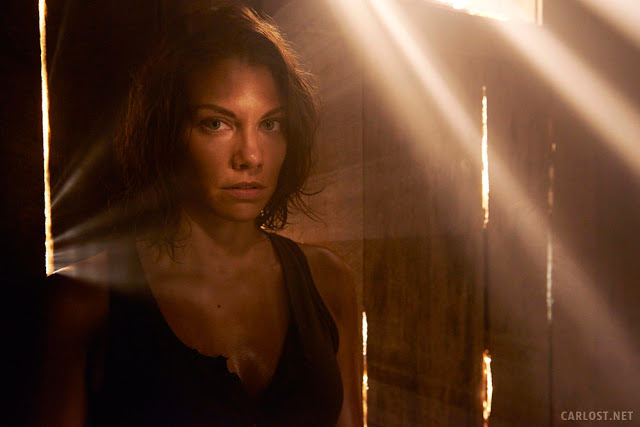 Maggie Greene (Lauren Cohan) - The Walking Dead 5