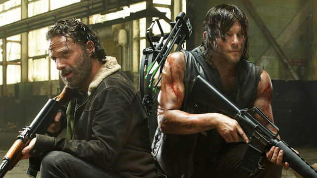 The Walking Dead 5 - Rick & Daryl