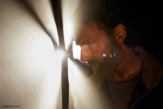 Rick Grimes (Andrew Lincoln) - The Walking Dead 5