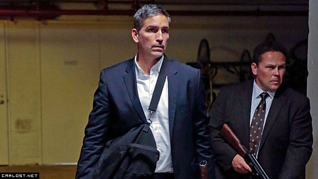 Reese & Fusco en Person of Interest 4x04 Brotherhood
