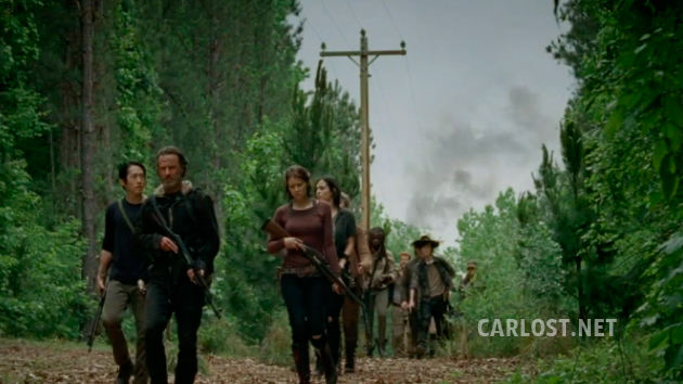 Spoiler The Walking Dead 5x02 Strangers