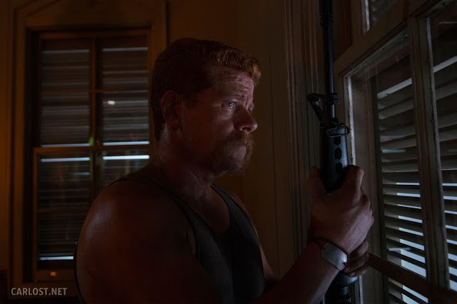 Abraham Ford (Michael Cudlitz) en The Walking Dead Temporada 5 Capítulo 3 Four Walls and a Roof