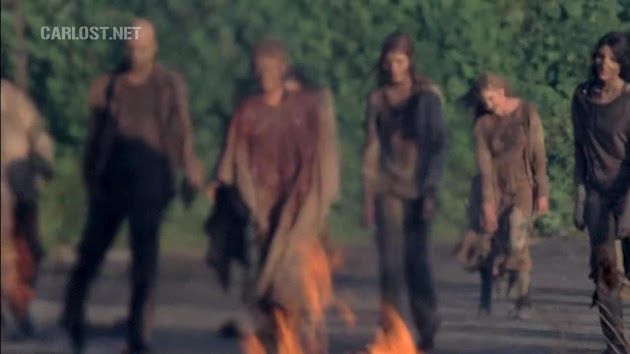 Spoilers The Walking Dead 5x01 No Sanctuary