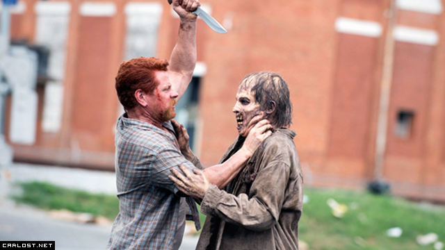 The Walking Dead 5x05 Self Help