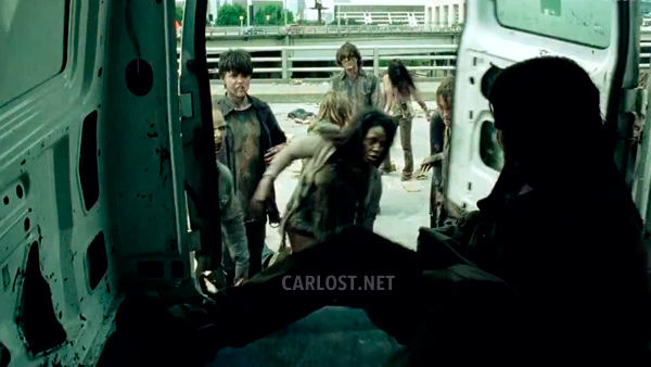 Spoiler The Walking Dead 5x06 Consumed