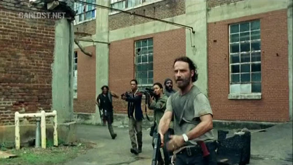 Spoiler The Walking Dead 5x07 Crossed