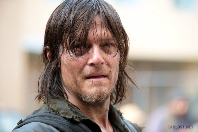 Daryl Dixon (Norman Reedus) en The Walking Dead 5x08 Coda (MidSeason Finale)