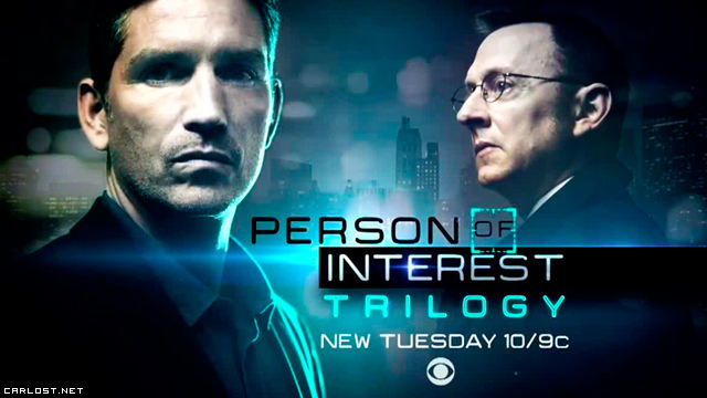 Person of Interest 4x10 Promos