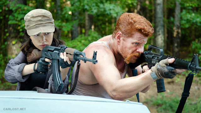 The Walking Dead 5x11 The Distance (Promos + Sneak Peeks)