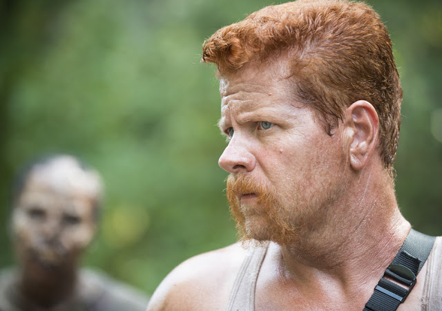 Abraham Ford (Michael Cudlitz) en The Walking Dead 5x11 The Distance (La Distancia)