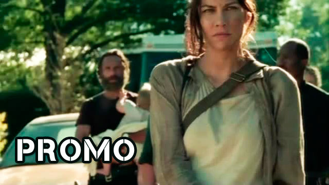 The Walking Dead 5x12 (Promos + Sneak Peeks)