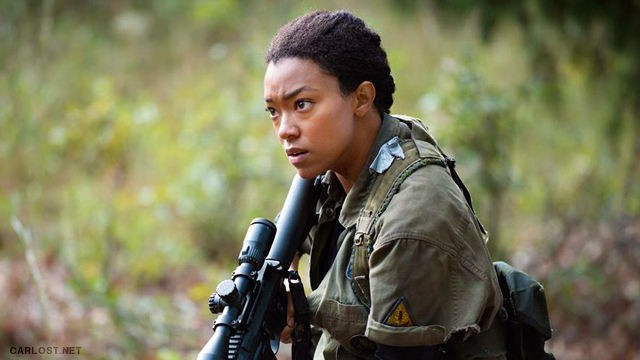 The Walking Dead 5x13 Forget