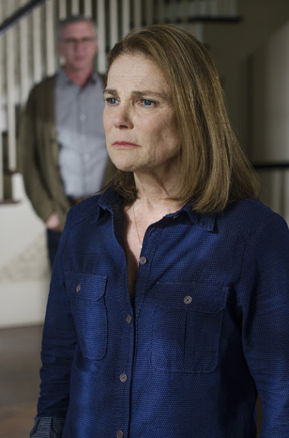 Deanna Monroe (Tovah Feldshuh) en The Walking Dead 5x14 Spend