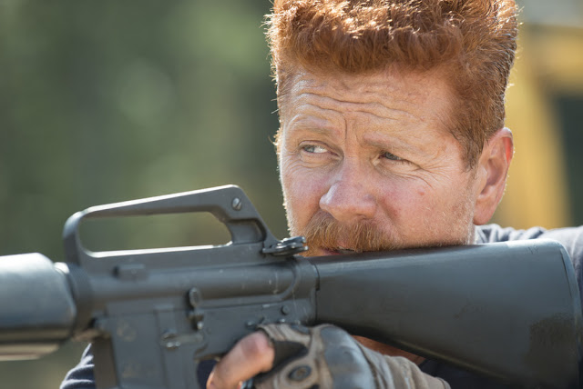 Abraham Ford (Michael Cudlitz) en The Walking Dead 514 Spend