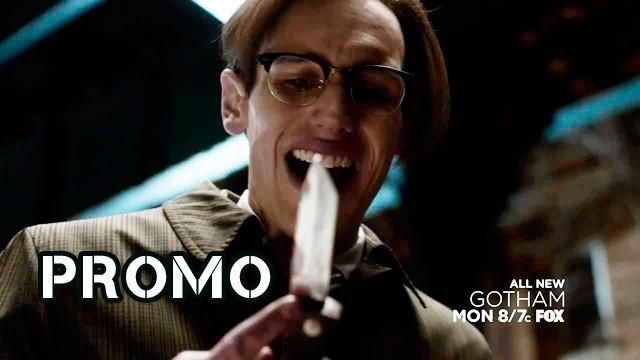 Gotham 1x19 Promo