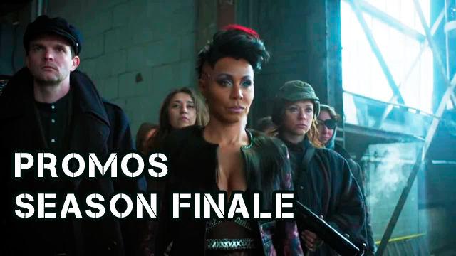 Gotham 1x22 Promos (Season Finale)